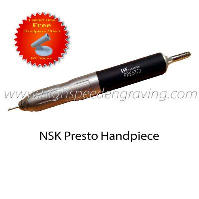 NSK Presto - Free Stand Limited Time