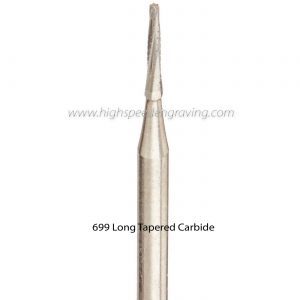 699 Carbide Bur in Long