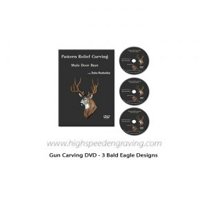 Instructional DVD on Carving a Mule Deer in Wood