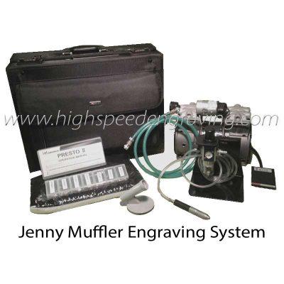 Engraving System by Jenny Muffler