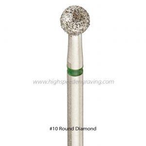#10 Round Diamond Cutter