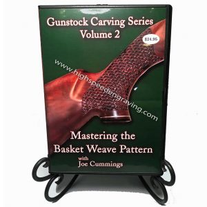 How to Carve Basketweave - Gun Carving DVD